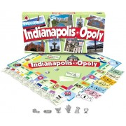 Late for the Sky Board Game INDY Indianapolis-Opoly