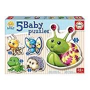 "Educa Borras 15892 ""Baby My Forest Animals"" Puzzle"