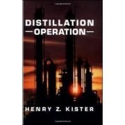 Distillation Operation by Henry Z. Kister