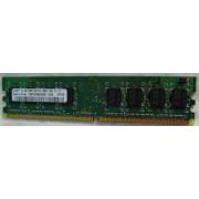 Samsung - Mémoire 512MB 1RX8 PC2 -5300U - 555 12 - ZZ M378T6553EZS - CE6 0718