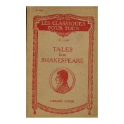 Tales From Shakespeare / Lamb, Charles / Réf: 20300
