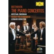 L Van Beethoven - PianoConcertos (0044007342695) (2 DVD)