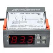 """CHEERLINK MH13001 3W 1,7"""" écran Intelligent micro-ordinateur régulateur d'humidité w / alarme (220V AC)"""
