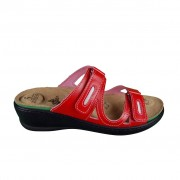 Batz női papucs Frida5 RED