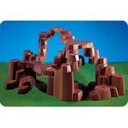 Playmobil Rock Landscape, Western Red