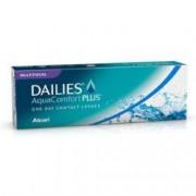 Focus Dailies Aqua Comfort Plus Multifocal (30 lenses/box - 1 box)