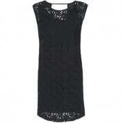 Korte jurk Benetton JAVIZA zwart dames