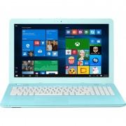 """Notebook Asus X541NA, 15.6"""" HD, Intel Celeron N3350, RAM 4GB, HDD 500GB, Endless OS, Albastru"""