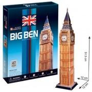 3D Puzzel - Big Ben (47 stukjes)