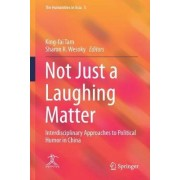 Not Just a Laughing Matter by King-Fai Tam