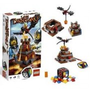 Jucarie Lego Games Lava Dragon