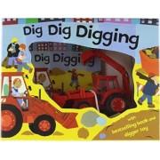 Dig Dig Digging Box Set Tesco by Margaret Mayo