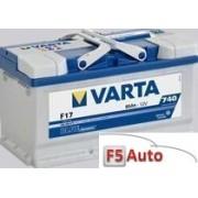 Acumulator VARTA Blue Dynamic 80AH