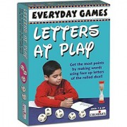 Letters At Play A competitive Word Building game from Creatives for ages 7 and up