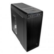 Thermaltake Urban S41 Case per PC, con Finestrino, Nero