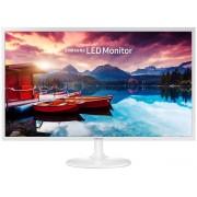 "Monitor VA LED Samsung 31.5"" LS32F351FUUXEN, Full HD (1920 x 1080), HDMI, 5 ms (Alb) + Set curatare Serioux SRXA-CLN150CL, pentru ecrane LCD, 150 ml + Cartela SIM Orange PrePay, 5 euro credit, 8 GB internet 4G"