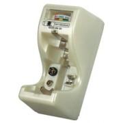 Tester pre batérie veľkosti N, AAA, AA, C, D, 9V a gombíkové články 1,5 V