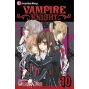 Vampire Knight, Vol. 10 by Matsuri Hino