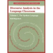 Discourse Analysis in the Language Classroom: The Spoken Language v. 1 by Heidi Riggenbach