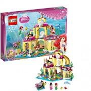 LEGO - El palacio submarino de Ariel, multicolor (41063)