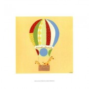 Evive Designs Up, Up and Away II Paper Print 10663p
