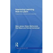 Improving Learning How to Learn by Mary James
