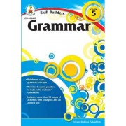 Grammar, Grade 5 by Carson-Dellosa Publishing