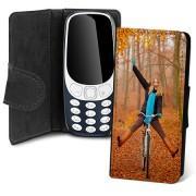 Husa flip personalizata pentru Nokia 3310