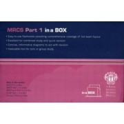 MRCS Part 1 in a Box by Simon Overstall
