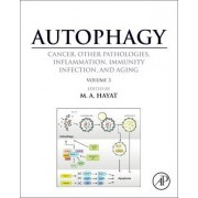 Autophagy: Cancer, Other Pathologies, Inflammation, Immunity, Infection, and Aging by M A Hayat