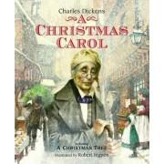 A Christmas Carol by Charles Dickens