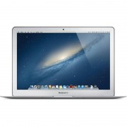 Laptop Apple MacBook Air 13 13.3 inch Intel Broadwell i5 1.6 GHz 8GB DDR3 256GB SSD Silver Mac OS X El Capitan INT keyboard