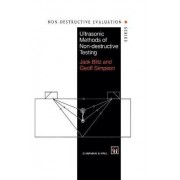 Ultrasonic Methods of Non-Destructive Testing by Jack Blitz