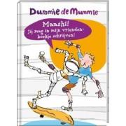 Vriendenboek Dummie de Mummie