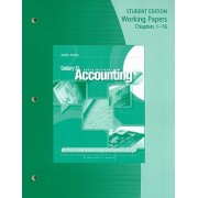 Century 21 Accounting General Journal Working Papers by Claudia Bienias Gilbertson