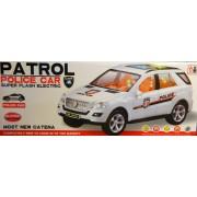 Patrol Police Car világítós zenélős önműködő autó No.LX.187A - Gyerek játék