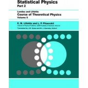 Statistical Physics: Volume 9 Part 2 by L. P. Pitaevskii