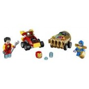 Legoâ® Super Heroes Mighty Micros: Iron Man Contra Thanos - 76072