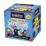 BrainBox for Kids - Vile Villians Card Game by Brain Box