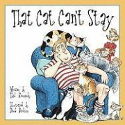 That Cat Can't Stay by Thas Krasnesky