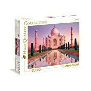 Clementoni 39294.0 Jigsaw Puzzle High Quality Collection 1000 T Taj Mahal Classic