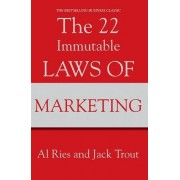 Al Ries The 22 Immutable Laws Of Marketing