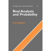 Real Analysis and Probability by R. M. Dudley