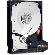 Hard disk Western Digital Black 4TB SATA-III 7200rpm 128MB