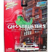 Hollywood on Wheels Ghostbusters Ecto 1 Ambulance by Johnny Lightning