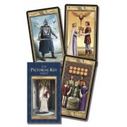 The Pictorial Key Tarot/Tarot de La Clave Pictorica [With Instructions]