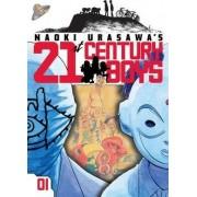 Naoki Urasawa's 21st Century Boys, Vol. 1 by Naoki Urasawa