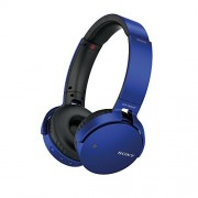 Sony Extra Bass MDR-XB650BT Wireless Headphones (Blue)