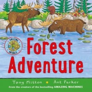 Forest Adventure by Tony Mitton