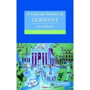 A Concise History of Germany by Mary Fulbrook